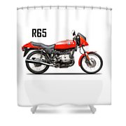 The 1982 R65ls Shower Curtain