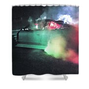The 240 Shower Curtain