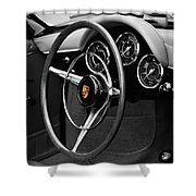 The 356 Roadster Shower Curtain