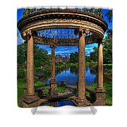 The Abbots Folly Shower Curtain