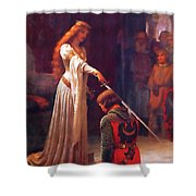 The Accolade Shower Curtain