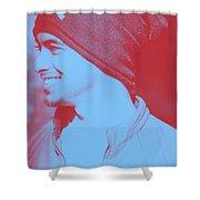 The Activist Shower Curtain