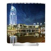 The Address Dubai Shower Curtain