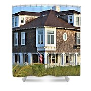 The Addy Sea Hotel - Bethany Beach Delaware Shower Curtain