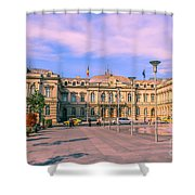 The Administrative Palace Shower Curtain