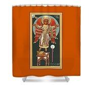 The Advent Of Hagia Sophia 173 Shower Curtain