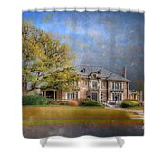The Aldredge House  Shower Curtain