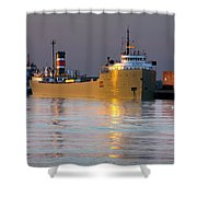 The Alpena At Rest Shower Curtain