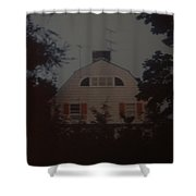The Amityville Horror Shower Curtain