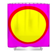The Annunciation Shower Curtain by Eikoni Images