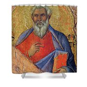 The Apostle Matthew 1311 Shower Curtain