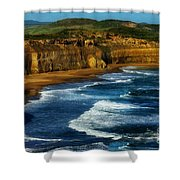 The Apostles Shower Curtain