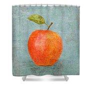 The Apple Still Life Shower Curtain