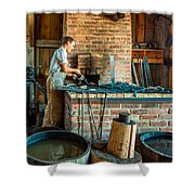 The Apprentice 3 Shower Curtain