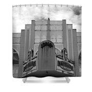 The Arcade Shower Curtain