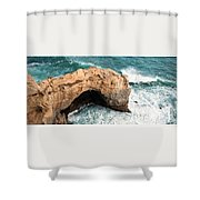 The Arch At Port Campbell National Park Shower Curtain