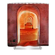 The Arches Shower Curtain