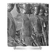 The Arms Of Spain Shower Curtain