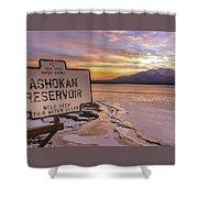 The Ashokan Shower Curtain