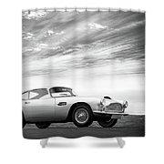 The Aston Db4 1959 Shower Curtain