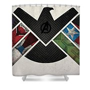The Avengers Shower Curtain