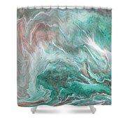 The Awakened Shower Curtain