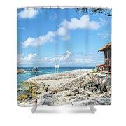 The Bahamas Islands Shower Curtain
