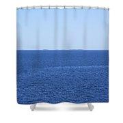 The Baltic Sea Shower Curtain