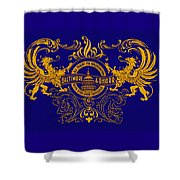 The Baltimore And Ohio Railroad Shower Curtain
