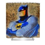 The Batman - Pa Shower Curtain