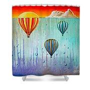 The Beautiful Briny Sea Shower Curtain