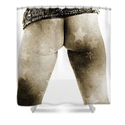 The Beautiful Female Nude Fine Art Prints Or Photographs  4244.0 Shower Curtain