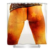 The Beautiful Female Nude Fine Art Prints Or Photographs  4255.0 Shower Curtain