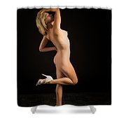 The Beautiful Female Nude Fine Art Prints Or Photographs  4259.0 Shower Curtain
