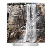 The Beautiful Venral Fall Shower Curtain