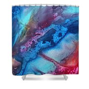 The Beauty Of Color 1 Shower Curtain