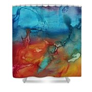 The Beauty Of Color 2 Shower Curtain