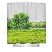 The Beauty Of Santa Ana Shower Curtain