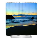 The Beauty Of The Moment Shower Curtain