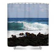 The Beauty Of The Sea Shower Curtain