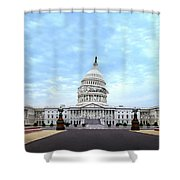 The Best Congress Money Can Buy Shower Curtain