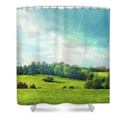 The Best Day Shower Curtain