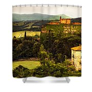 The Best Of Italy Shower Curtain