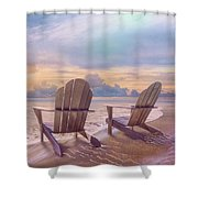 The Best Part Of The Day In A Dream  Shower Curtain