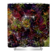 The Big Bang-100 Million Years Shower Curtain