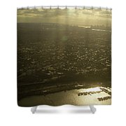 The Big City Shower Curtain