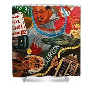 The Big Easy Shower Curtain