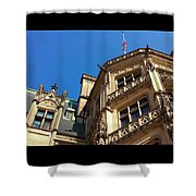 The Biltmore Estate Shower Curtain