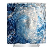 The Birth Of Venere  Shower Curtain