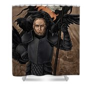 The Black Company - Croaker Shower Curtain